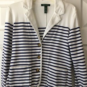 Ralph Lauren designer sweater